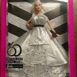 Barbie Golden Dreams Repro Nrfb Yet Not Vulgar Bambole Bambole E Accessori